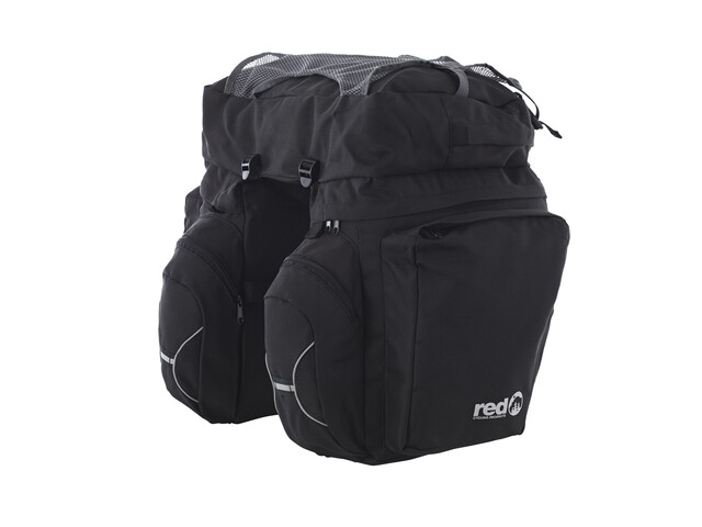 Red Cycling Products Touring Set Borsello nero